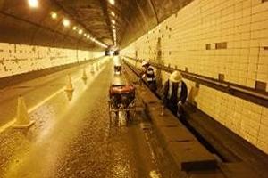 トンネル管路工事