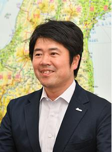 代表取締役社長 織田 賢一